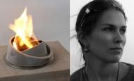 Alexandra Mazur – Knyazeva: mi diseño de biochimenea