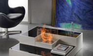 Biochimenea – un mueble bonito y práctico