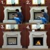 ¿Cómo transformar una chimenea tradicional en una biochimenea?