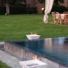 La biochimenea como una inspiración para los diseñadores de los jardines.