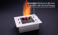 Los contenedores extraíbles prácticos de las biochimeneas