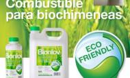 Bio-combustible – el fuego bajo control