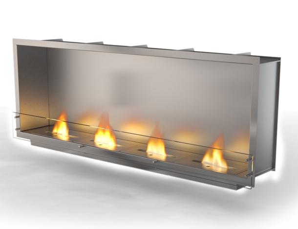 Biochimenea marcar el espacio a fuego chimeneas - Chimenea de bioetanol opiniones ...