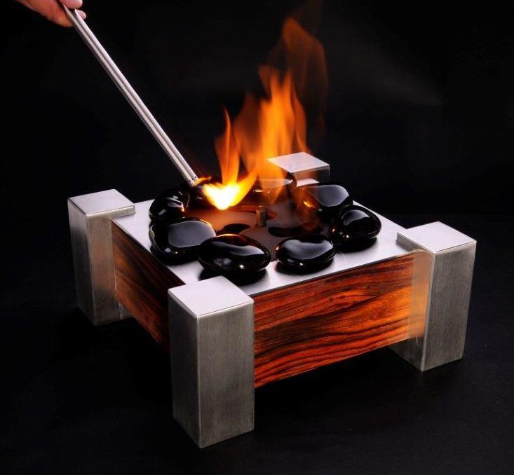bio-chimenea-akoligter-Akostone-akowood-bio fireplace