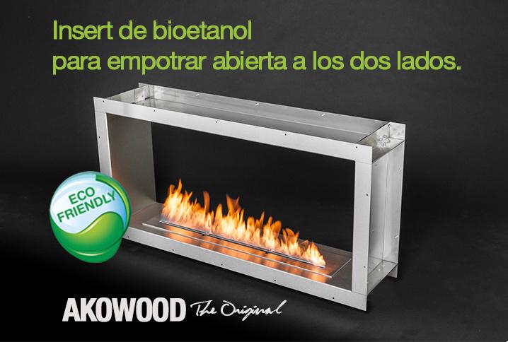 Insert-de-bioetanol
