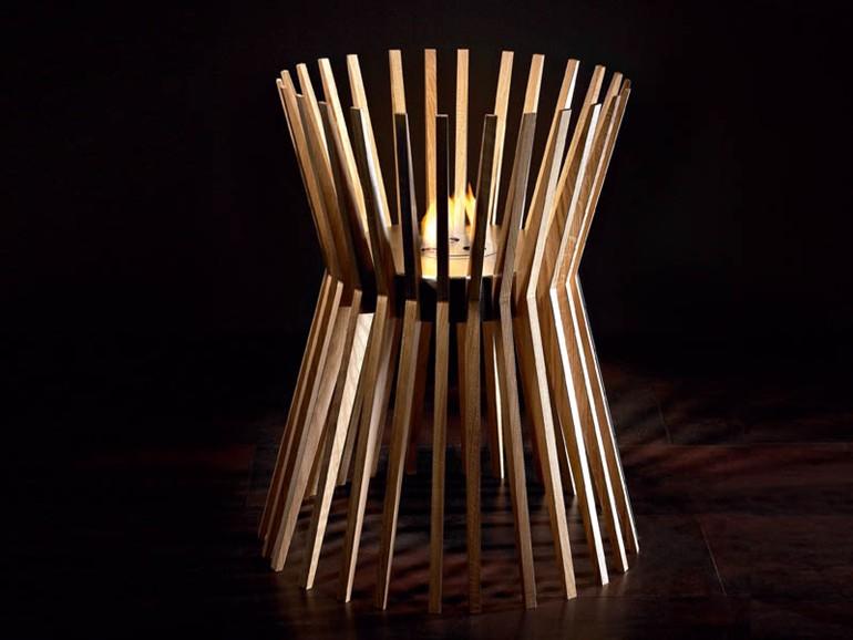 Inspiraciones de madera – biochimenea cone, vesta major y vesta ...