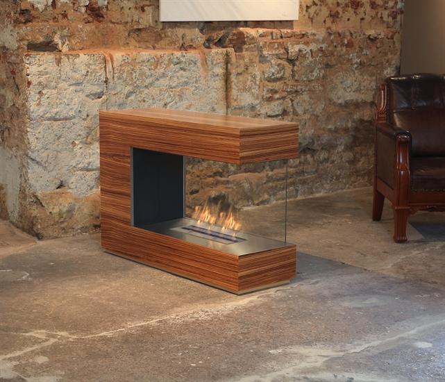 Loft c 01 de la marca muenkel design hogar dom stico con - Chimeneas star ...